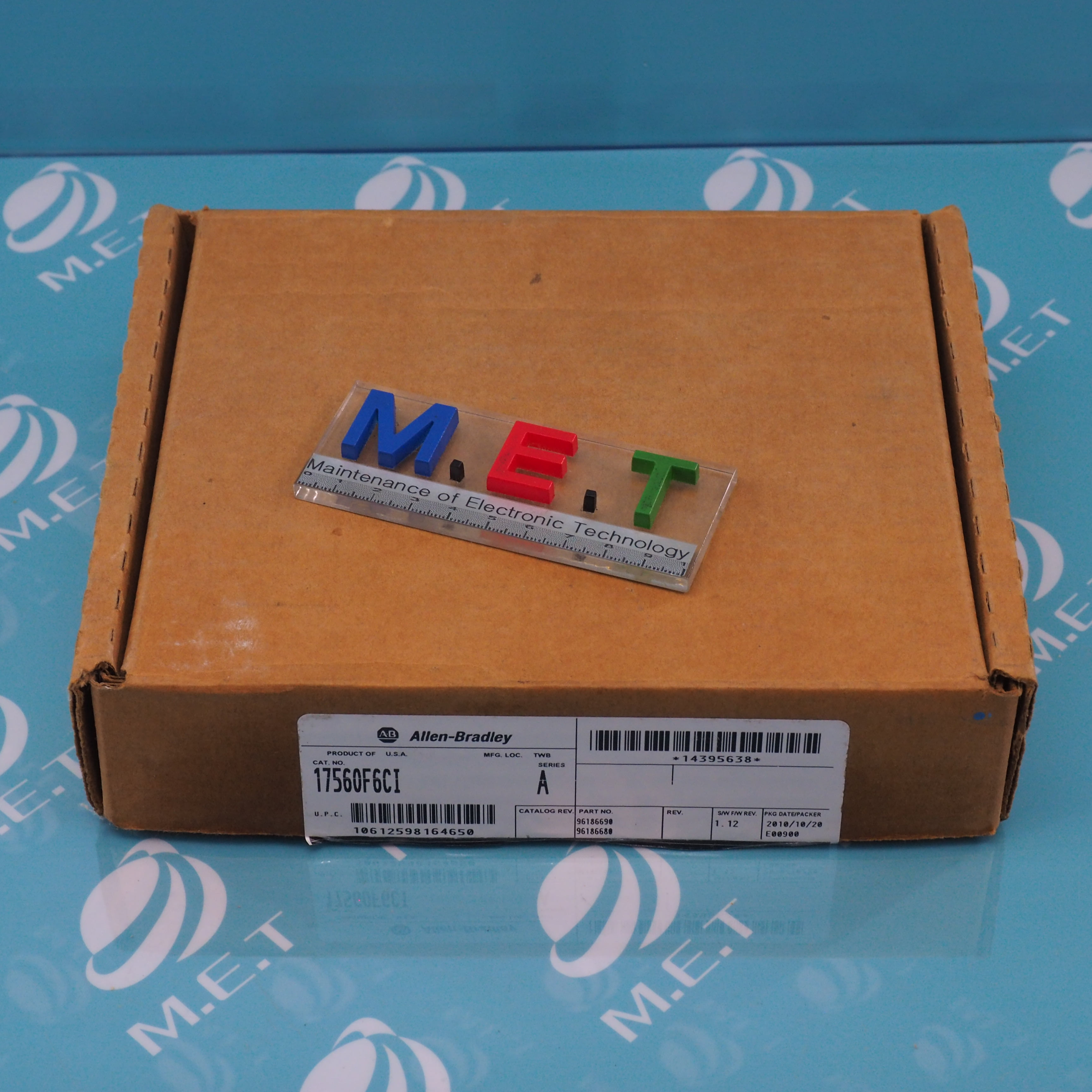 [NEW] ALLEN-BRADLEY 6 PT ANALOG ISOLATED CURRENT OUTPUT 1756-0F6CI A 96186680 신품
